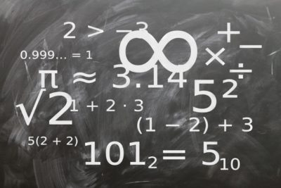 board 935455 1280 400x267 - Giới thiệu sách: The Language of Mathematics – Making the Invisible Visible