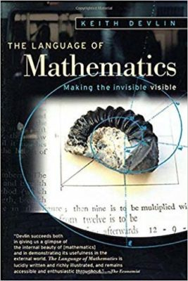 lang math 267x400 - Giới thiệu sách: The Language of Mathematics – Making the Invisible Visible